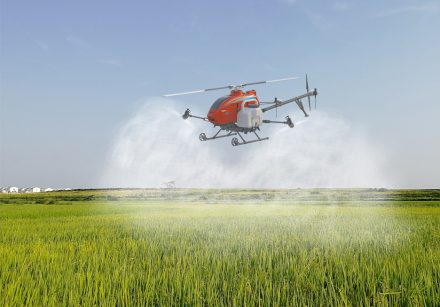 F5A Helicopter Agricultural Drone
