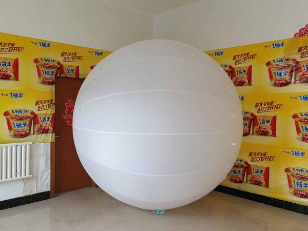 plain Aerotain Balloon Drone Hull