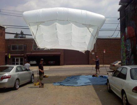 Grip Cloud Balloon