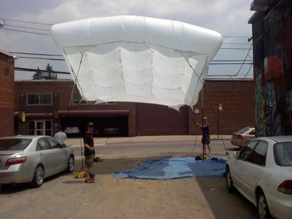 Grip Cloud Balloon Light china