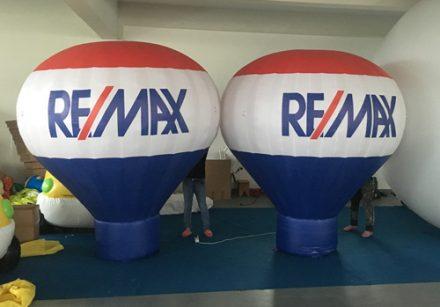 Air Cold Remax Hot Balloon Shape Advertising Balloon