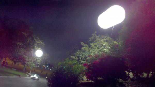 Tungsten Balloon Lightin