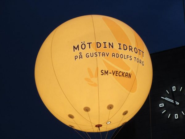 full cover lunix balloon