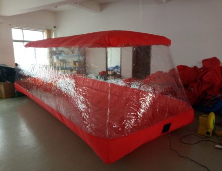 Car Capsule | Indoor | 510X228X190cm
