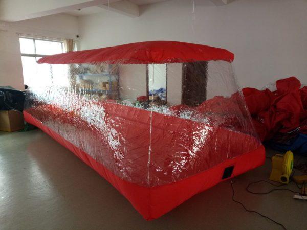 Red CarCapsule