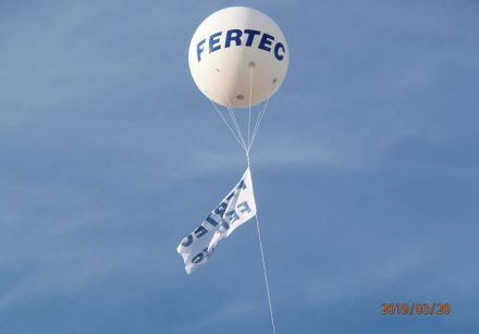 Sky Balloon In PU material