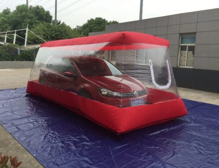 Car Capsule | Indoor With Soft Cover | 510X228X190cm