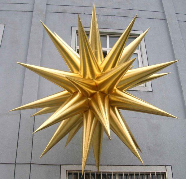 31 cone star light