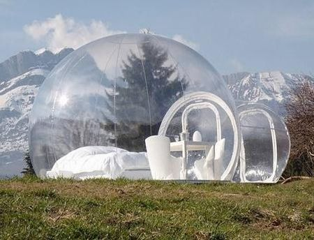 bubble tent | Supplier of Carcapsule,Airship,Inflatable in China