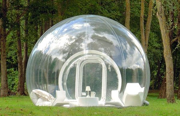 bubble tent 3 4 |