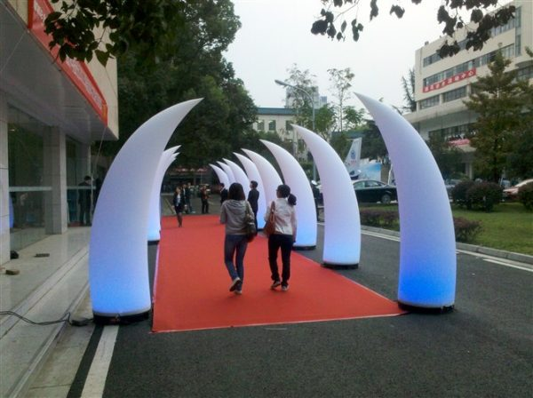 horn 5 2 2 | Leader of Inflatable Tent | Advertising Balloon | Balloon Light | Helium Compressor in China