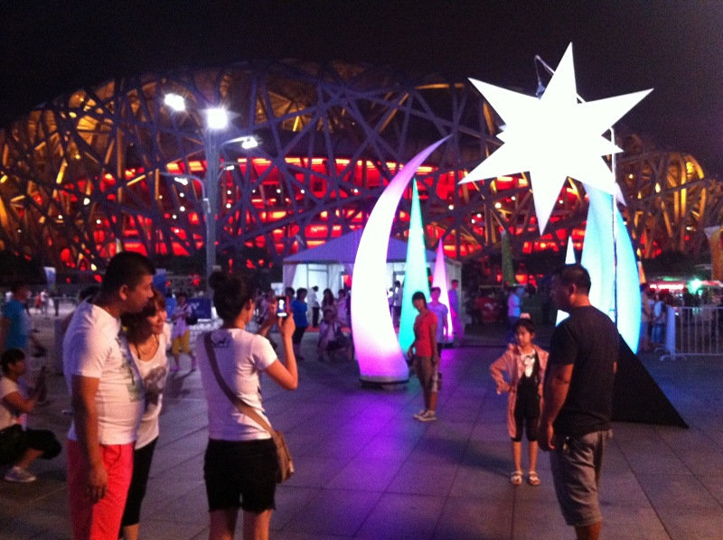 inflatable beijing | Leader of Carcapsule | Helikite Balloon | Balloon Light | Inflatable in China