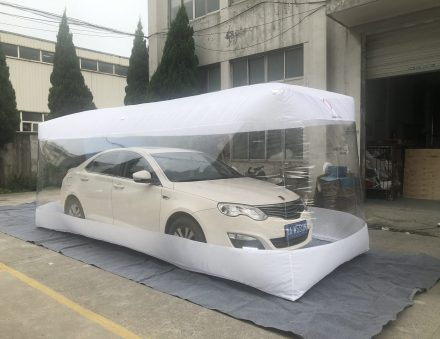 Car Capsules |Customized| India TATA Motor | 550X193X203cm