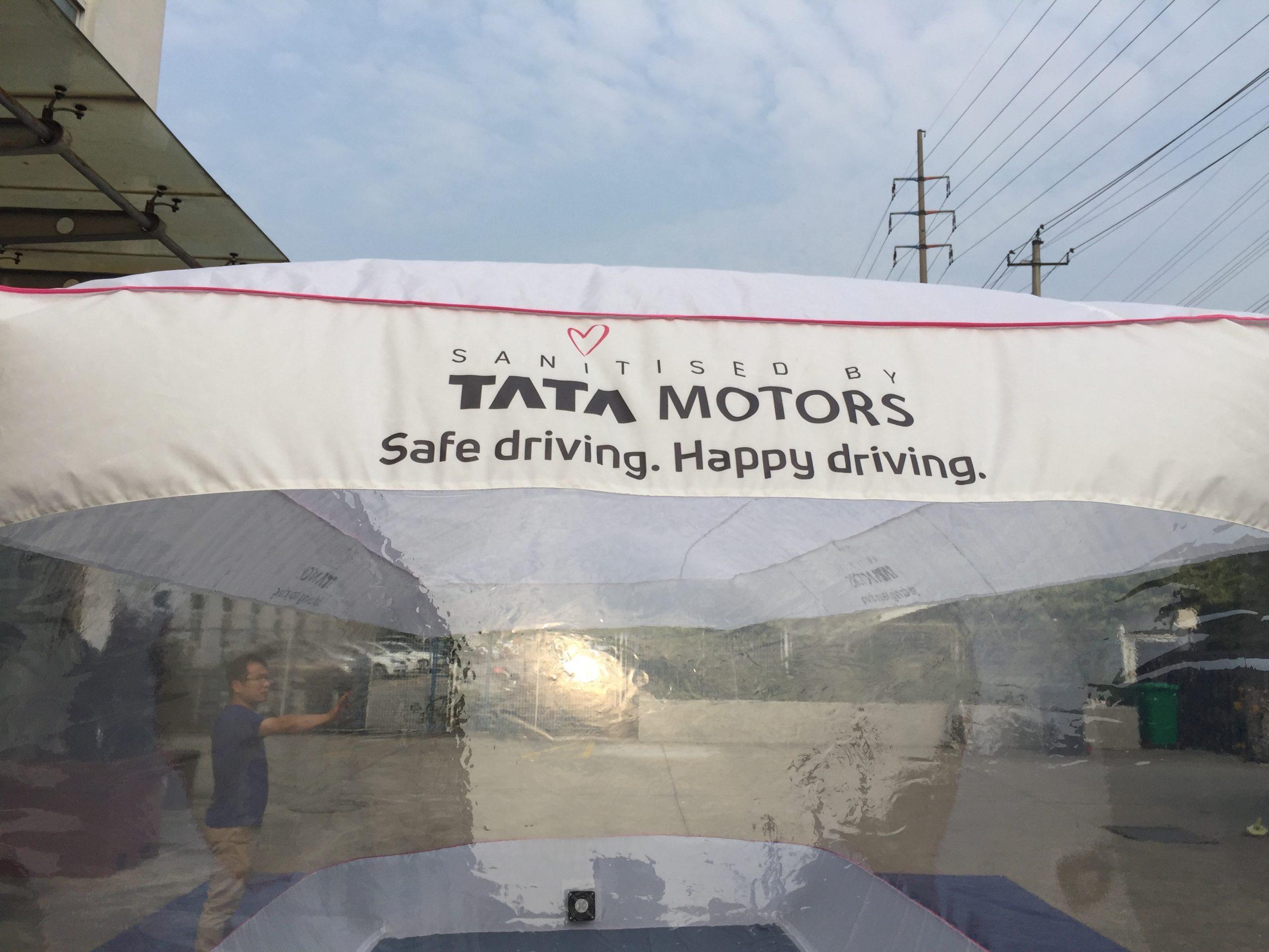 Carcapsule Tata Motor