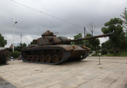 M60 Main Battle Tank – Inflatable Military Decoy