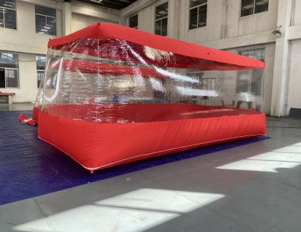 Car Capsule | Indoor With Soft Cover | 549X240X203cm