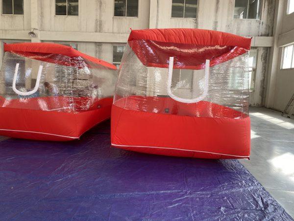 Car capsule | Inflatable Car Cover – 549X240X203cm