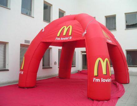Outdoor Octopus Advertising Tent