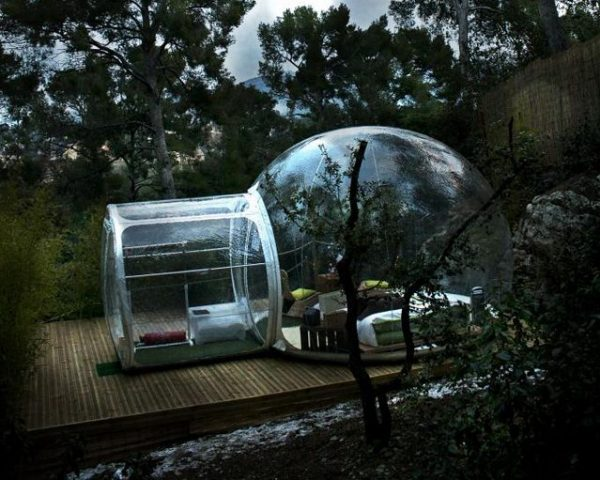 Bubble-Tent-Outdoor