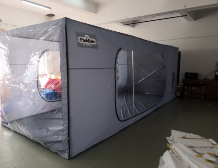 Car Capsule| Frame Cover| Indoor & Outdoor | 520X210X180cm