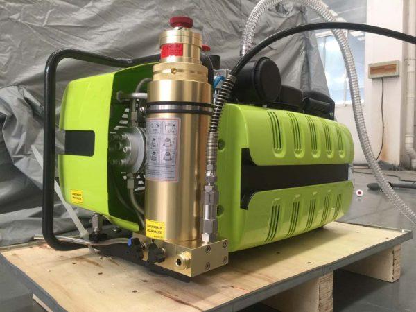 high-pressure air compressor