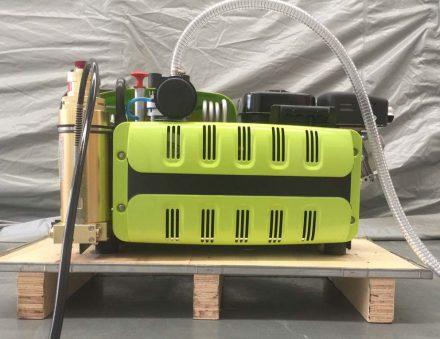 Helium Compressor AD-TN-0.1/GS
