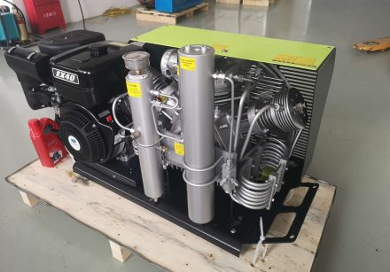 Helium Compressor AD-CN-0.3/GS