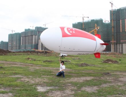 6m Rc Blimp
