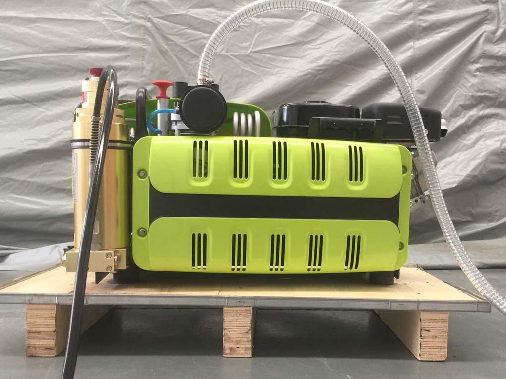 Portable Helium Compressor