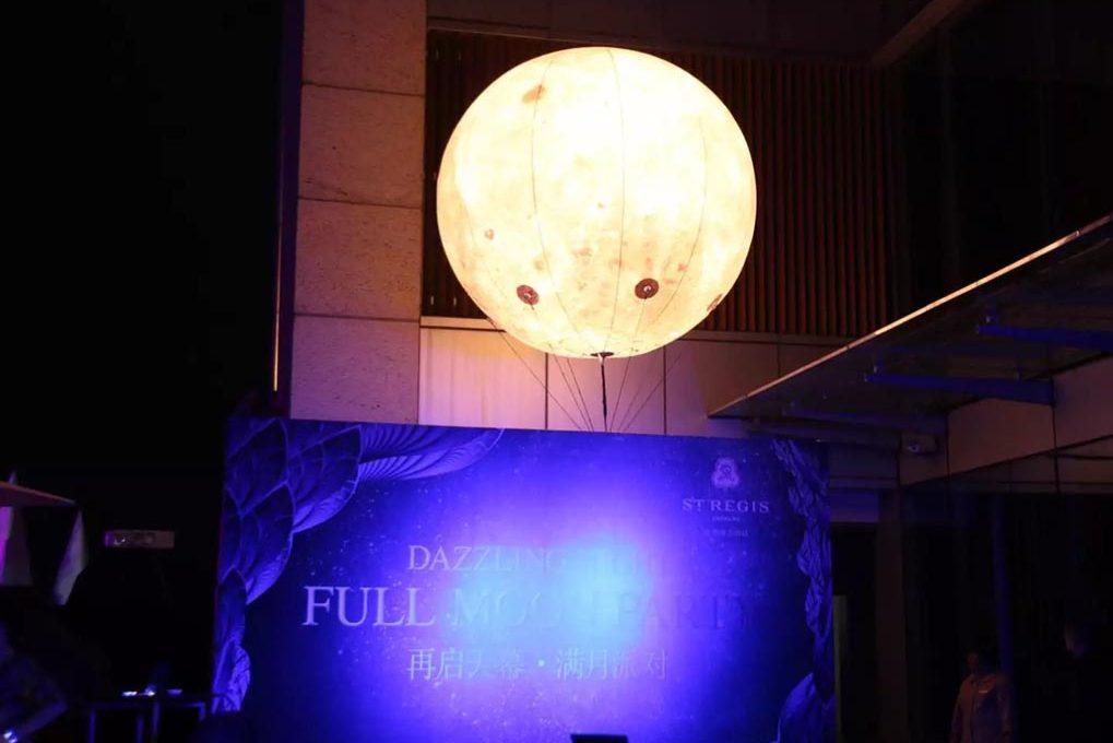 moon light balloon