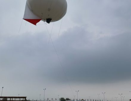 Medium Balloon Surveillance System