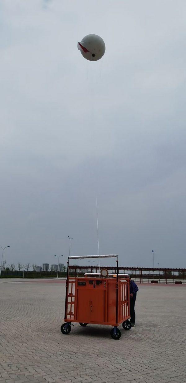 balloon surveillance system china