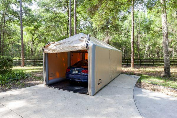 Carcapsule Showcase Outdoor