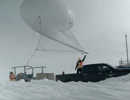 Aerostat  Balloon System > 3000m High