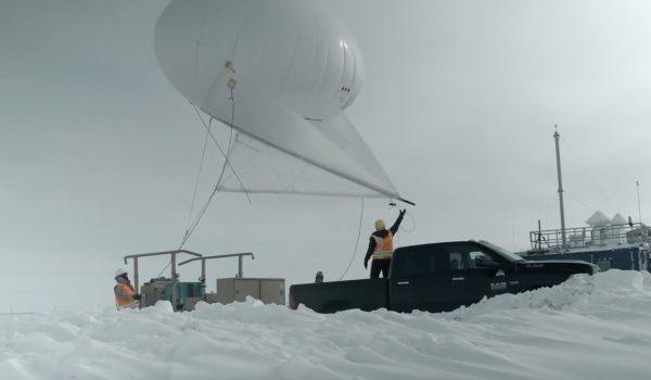 aerostart balloon system