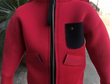 waterproof & airtight zipper