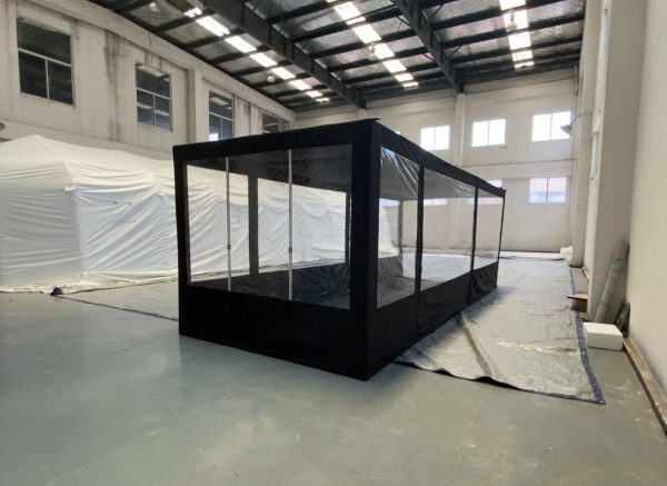 Black Frame Car Cover | Leader of Inflatable Tent | Advertising Balloon | Balloon Light | Helium Compressor in China