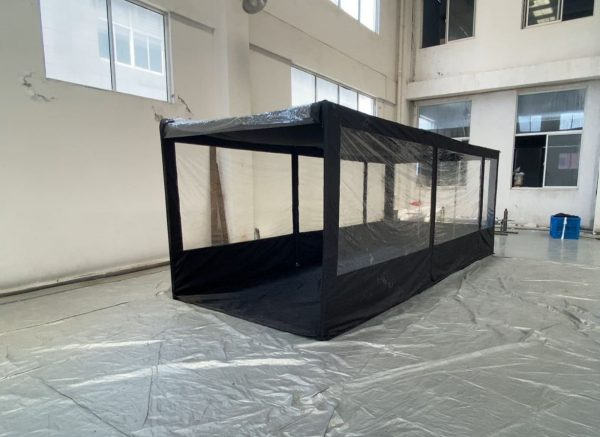 Black Frame Car Cover 2021 | Leader of Inflatable Tent | Advertising Balloon | Balloon Light | Helium Compressor in China