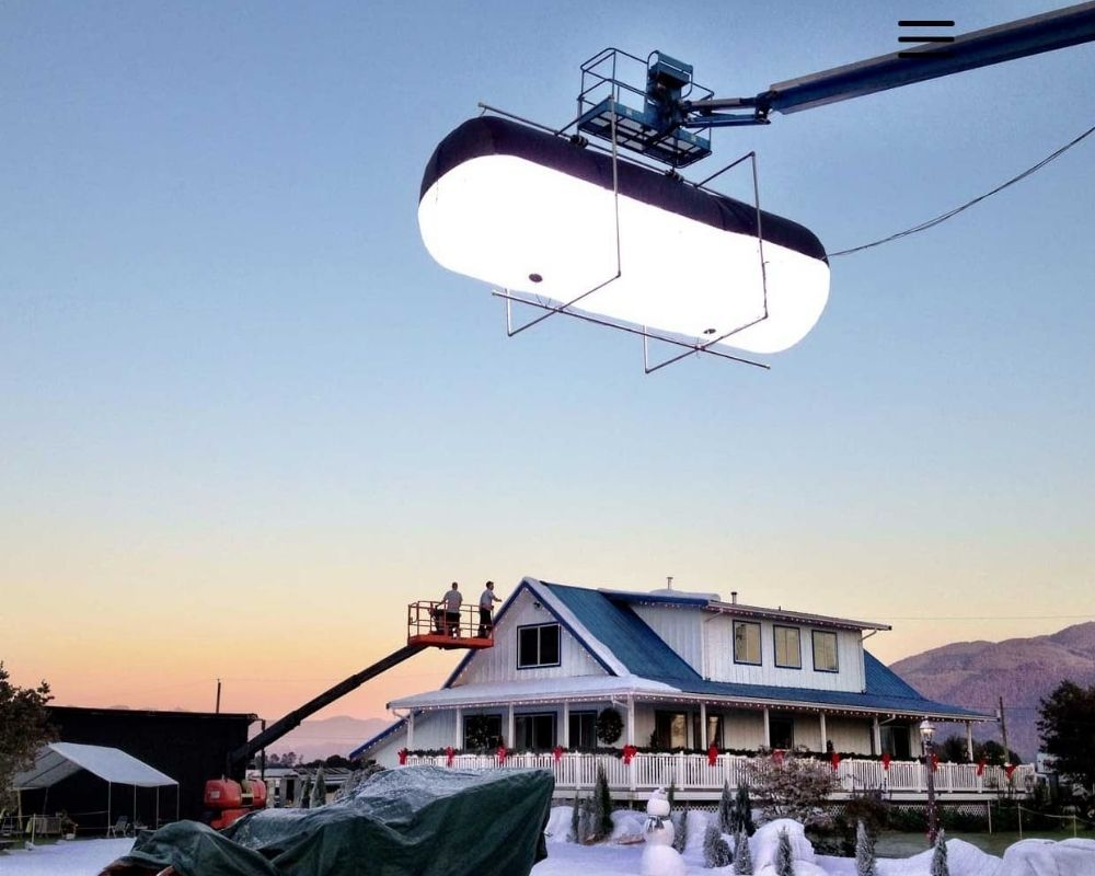 lightingballoon tube | Leader of Inflatable Tent | Advertising Balloon | Balloon Light | Helium Compressor in China