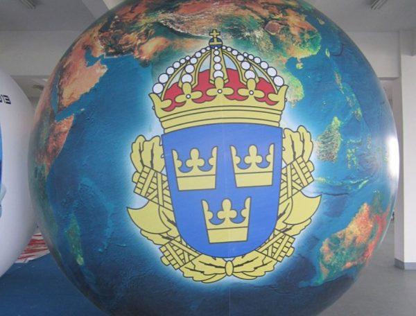 king Earth Balloon