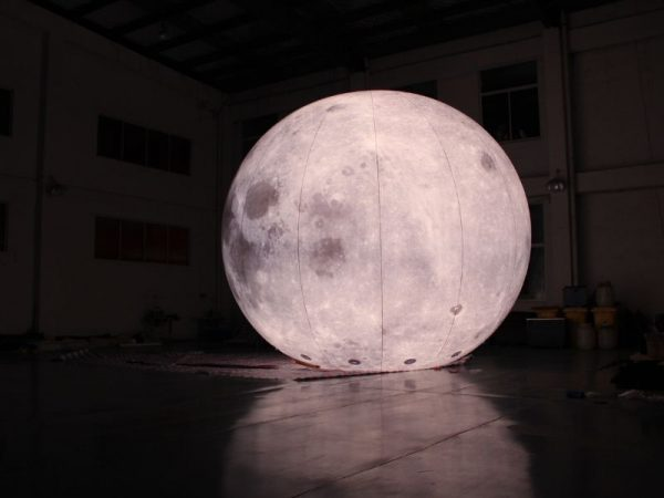 moon balloon 6 | Leader of Inflatable Tent | Advertising Balloon | Balloon Light | Helium Compressor in China