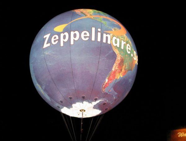 zeppelinare earth balloon