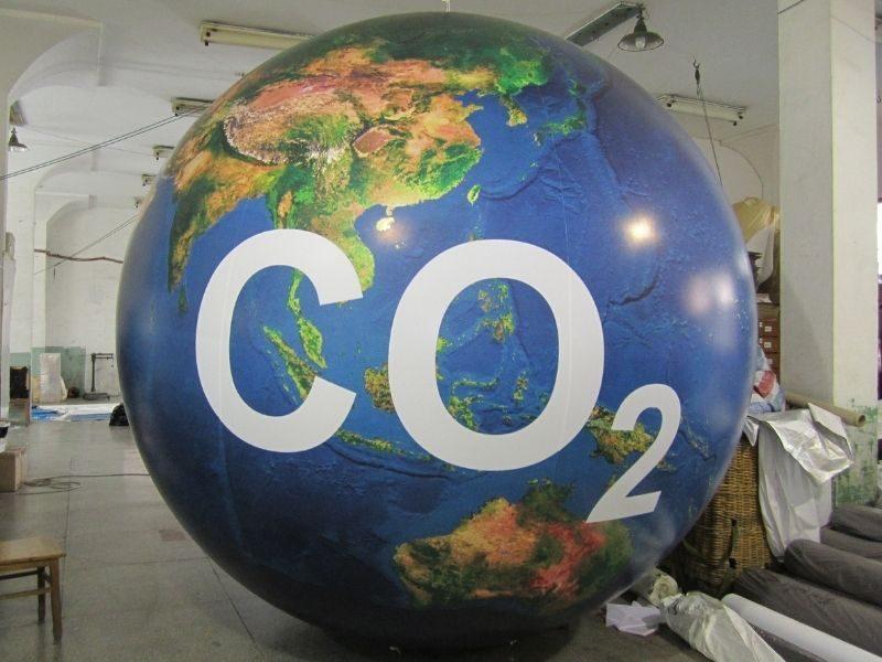 3m CO2 Earth Balloon