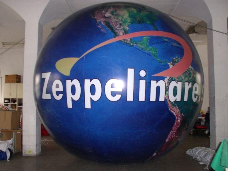 4.5m earth balloon no light