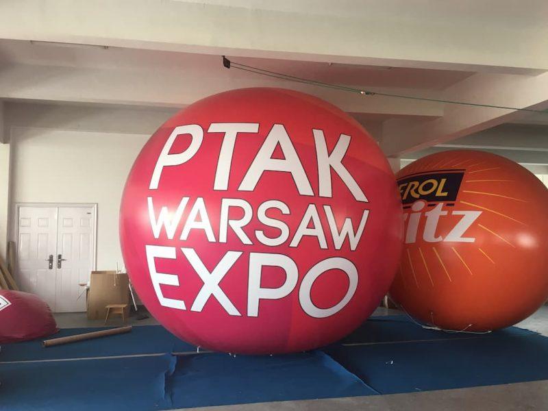 4m PTAk Expo Balloon