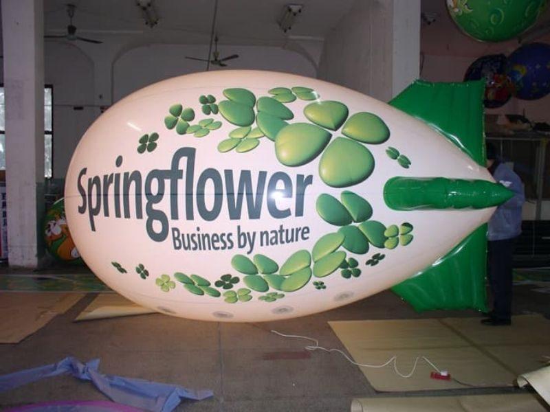 Spring Flower Blimp