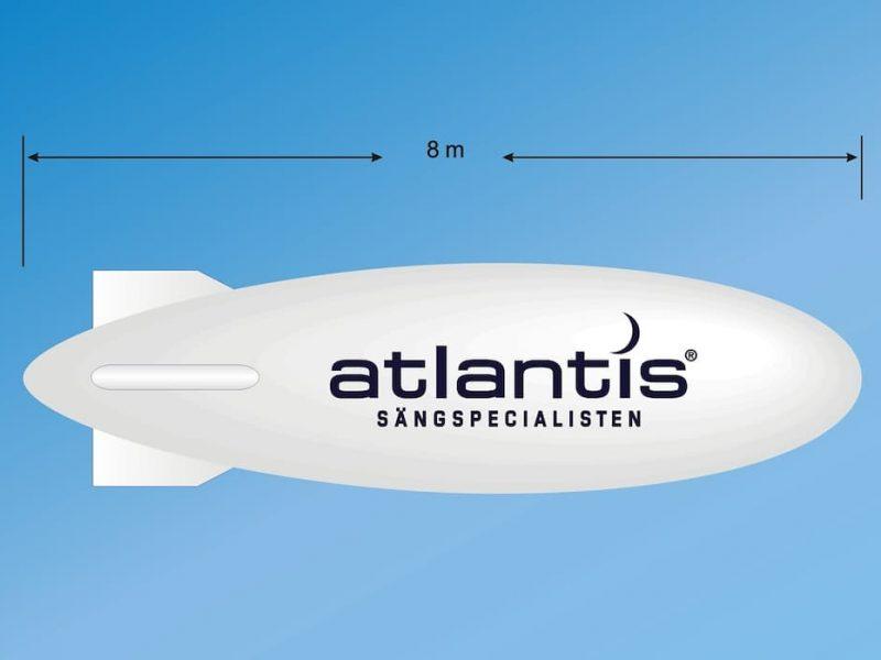 atlantis blimp