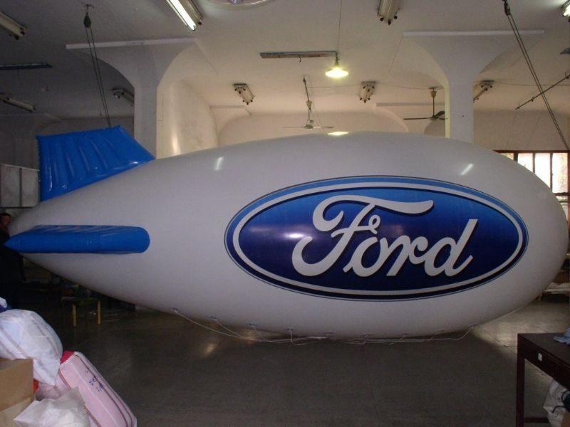 ford advertising blimp