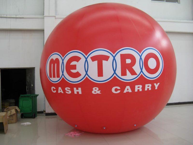 greece metro balloon