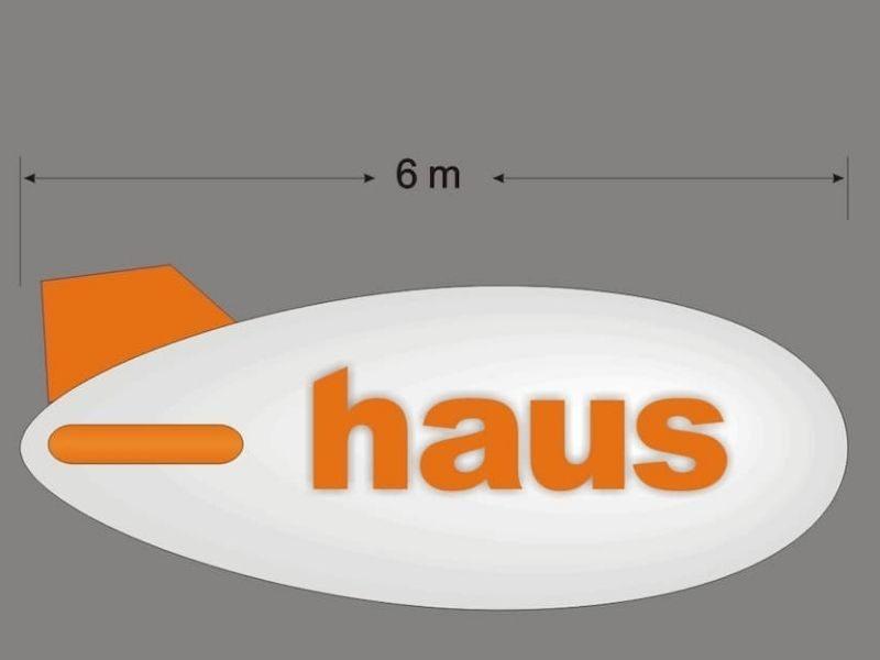 haus blimp design